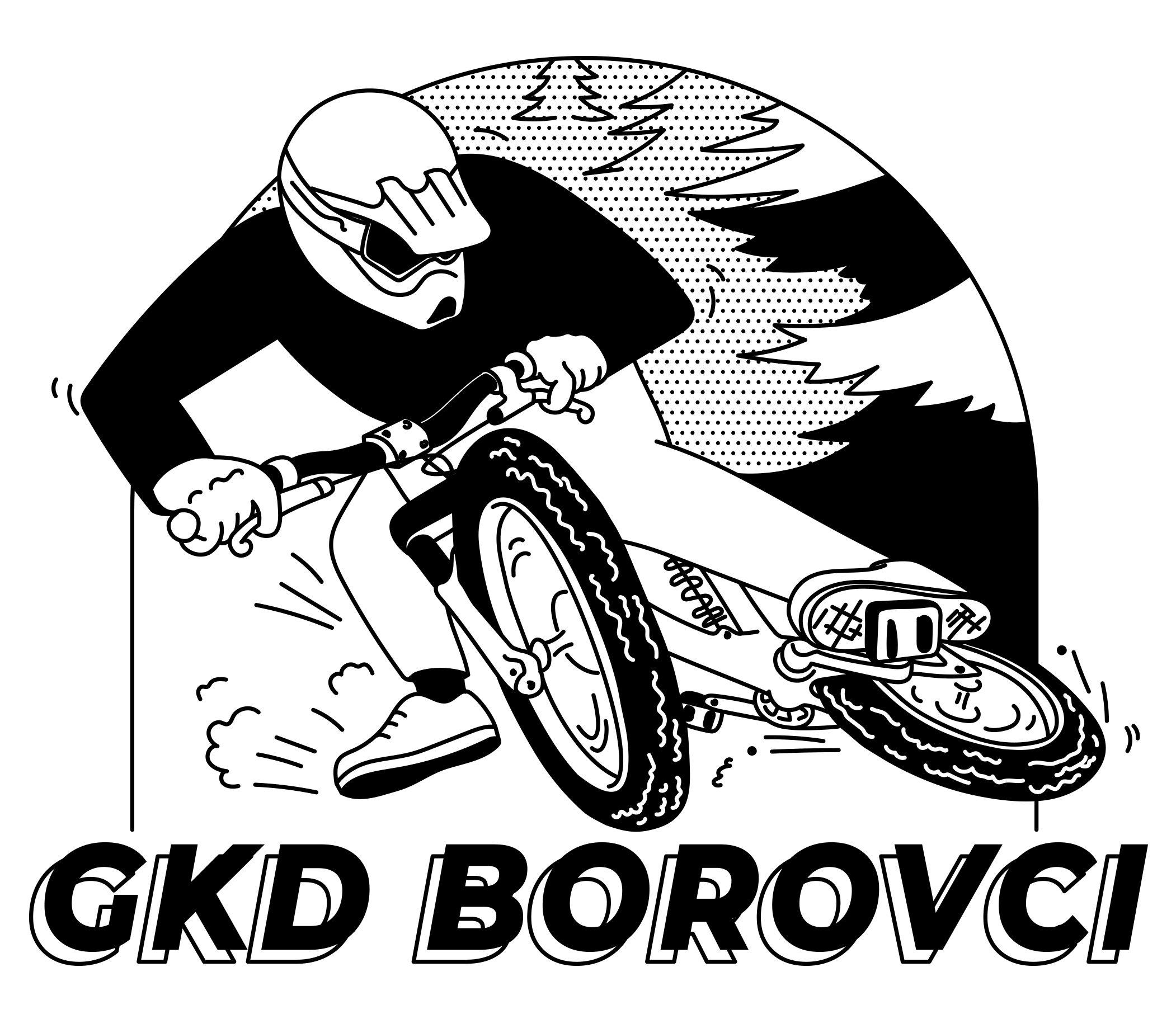 Gorsko-kolesarsko društvo Borovci